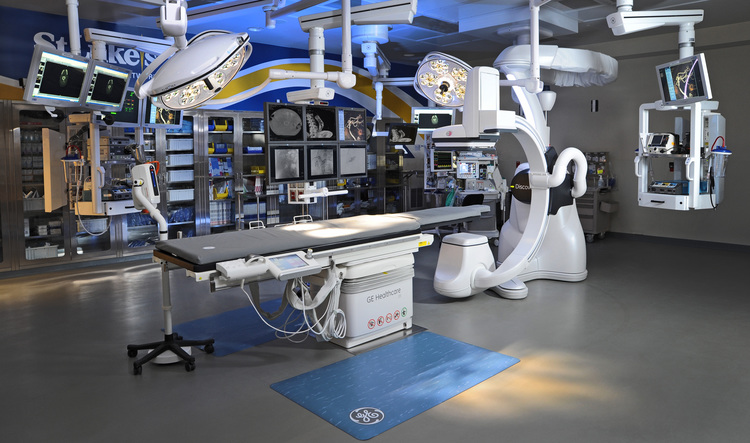 Hybrid Operating Rooms - Cath Labs